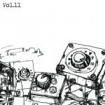 'Vol.11' Cover