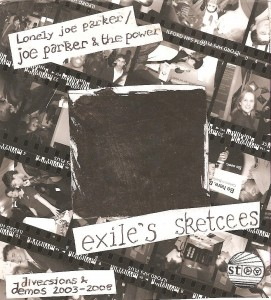 Lonely Joe Parker: 'Exile's Sketches'